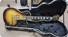 Gibson Les Paul Custom 1978 Vintage Sunburst