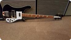 Rickenbacker 4001 1980 Black