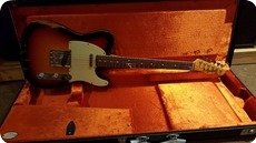 Fender Custom Shop 64 Heavy Relic Tele 2015
