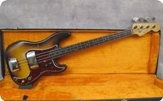 Fender Precision 1960 Sunburst