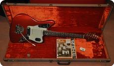 Fender Jaguar 1963 Original Candy Apple Red