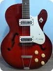 Harmony Rocket H54 1966 Red