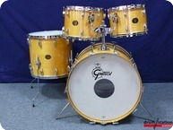 Gretsch USA Custom Vintage Shellset Natural Gloss
