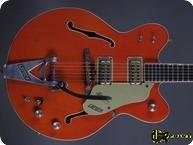 Gretsch 6120 DC Chet Atkins 1968 Orange