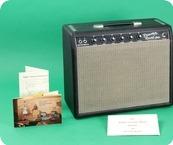 Fender Princeton Reverb Amp 1964 Black