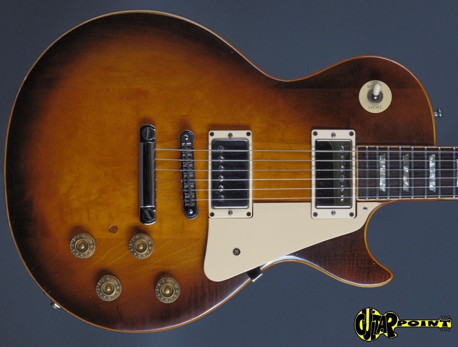 gibson les paul standard 1975 honey sunburst guitar for sale guitarpoint. Black Bedroom Furniture Sets. Home Design Ideas