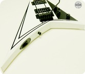 Jackson RR3 Japan 2008 White stripe