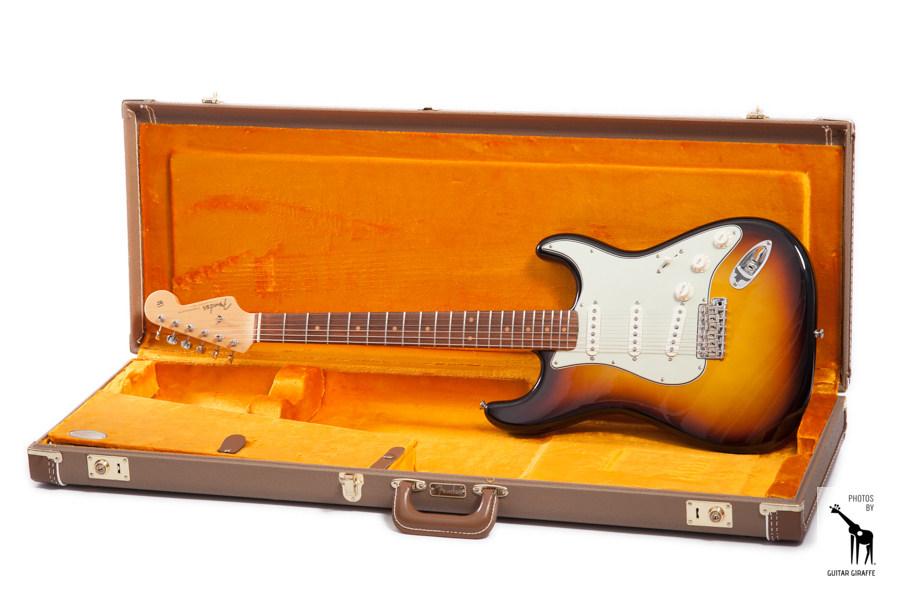 Vintage japan fender guitars for sale