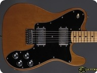 Fender Telecaster Deluxe 1974 Walnut