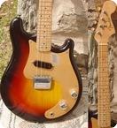 Fender Mandolin Mandocaster 1957 Sunburst