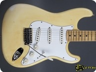 Fender Stratocaster 1975 Olympic White ...all 74 Specs