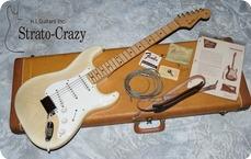 Fender Stratocaster 1955 Blond