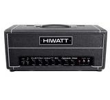 Hiwatt Custom 50 Signature Series SSD Head 2016 Black