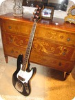 Fender JAZZ BASS 1966 BLACK custom Color