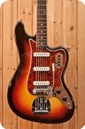Fender VI Bass 1963 Sunburst