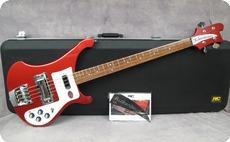 Rickenbacker 4004S 2015 Ruby Red