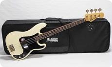 Greco Precision Bass 1981 White