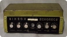 Binson Echorec 2 Mod. T7E 1960 Green Box