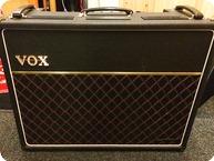 Vox AC30TBAC30 Top Boost 1975 Black