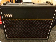 Vox AC30TBAC30 Top Boost 1975 Black