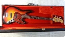 Fender L Series Jazz Bass 1965 Sunburst