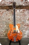 Gretsch 6120 DC Chet Atkins 2008 Orange