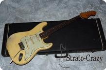 Fender Stratocaster 1965 Olympic White