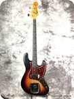 Fender Jazz Bass Sunburst