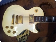 Gibson Les Paul Standard 1990 Alpine White Golden Hardware