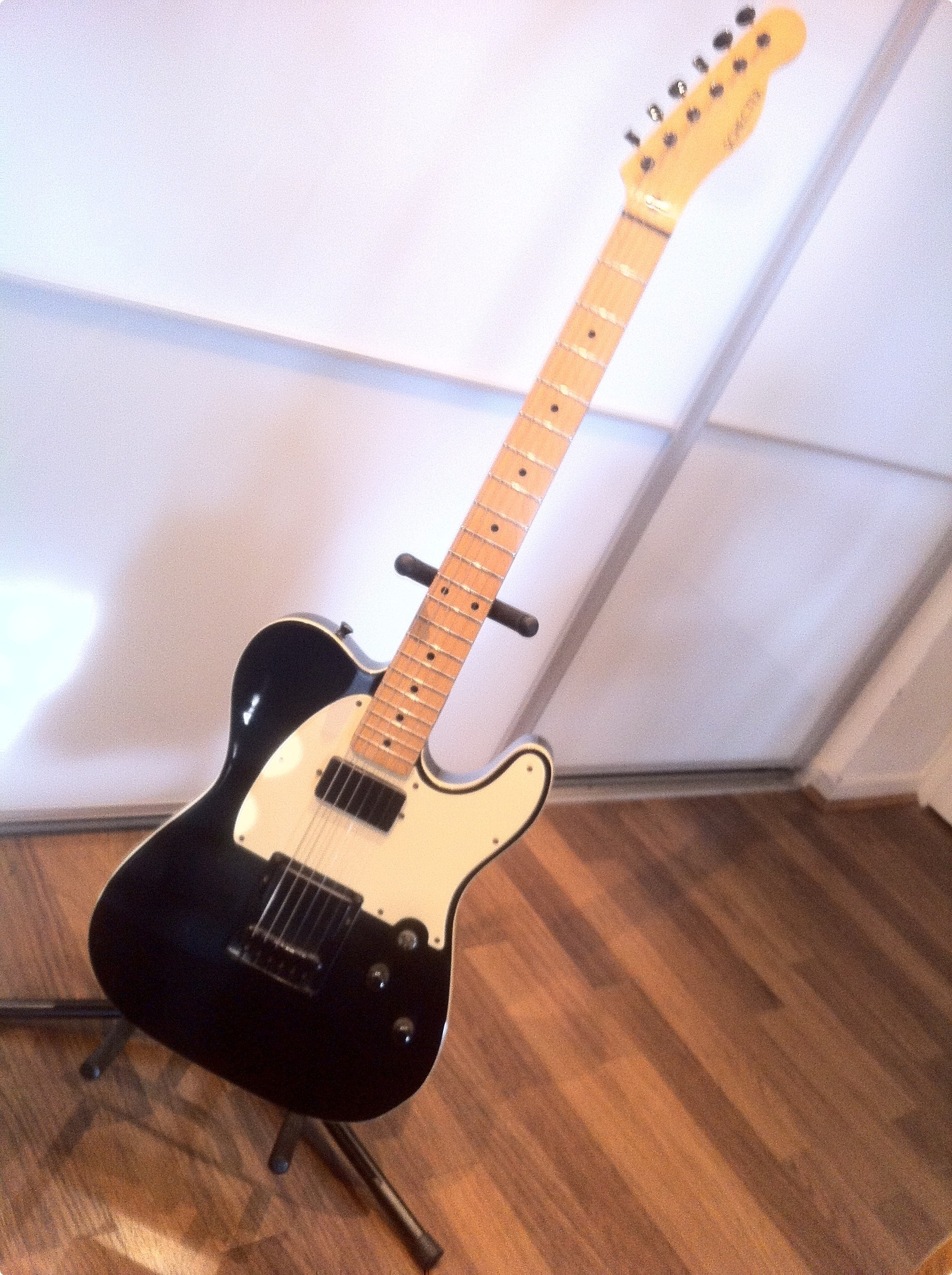 schecter pt saturn telecaster 1986 guitar for sale oxygen vintage. Black Bedroom Furniture Sets. Home Design Ideas