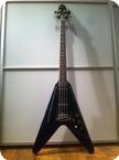 Gibson Flying B Bass 1981 Transparent Blue