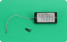 Gibson Les Paul Or ES 335 PAF Patent Applied For Pickup 1962 Silver