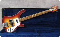 Rickenbacker 4001 1980 Fireglo