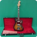 Fender Jaguar 1973 Sunburst