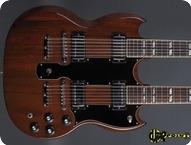 Gibson EDS 1275 Doubleneck 1974 Walnut