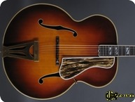 Gibson Super 400 1947 Sunburst