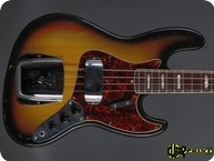 Fender Jazz Bass 1969 3 tone Sunburst