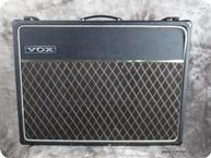 Vox AC 30 Top Boost Black