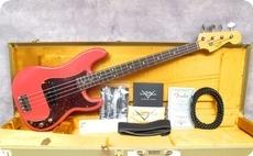 Fender Custom Shop Pino Palladino Signature Precision 2016 Fiesta Red
