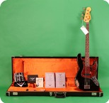 Fender Jazz Bass Stack Knob 1960 Reissue Custom Shop Mike Eldred 2013 Black