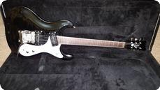Mosrite Mk1 1966 Reissue 2009 Black