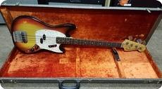 Fender Mustang 1973 Sunburst