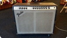 Fender Twin Reverb 1973 Silverface