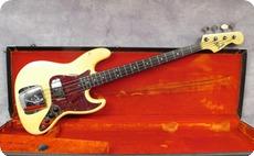Fender Jazz 1965 Olympic White