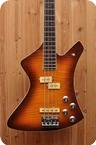 Washburn Stage Series B 20 Bass 1982 Amber Burst