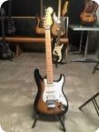 Fender Hot Rod Floyd Rose 1992 Sunburst