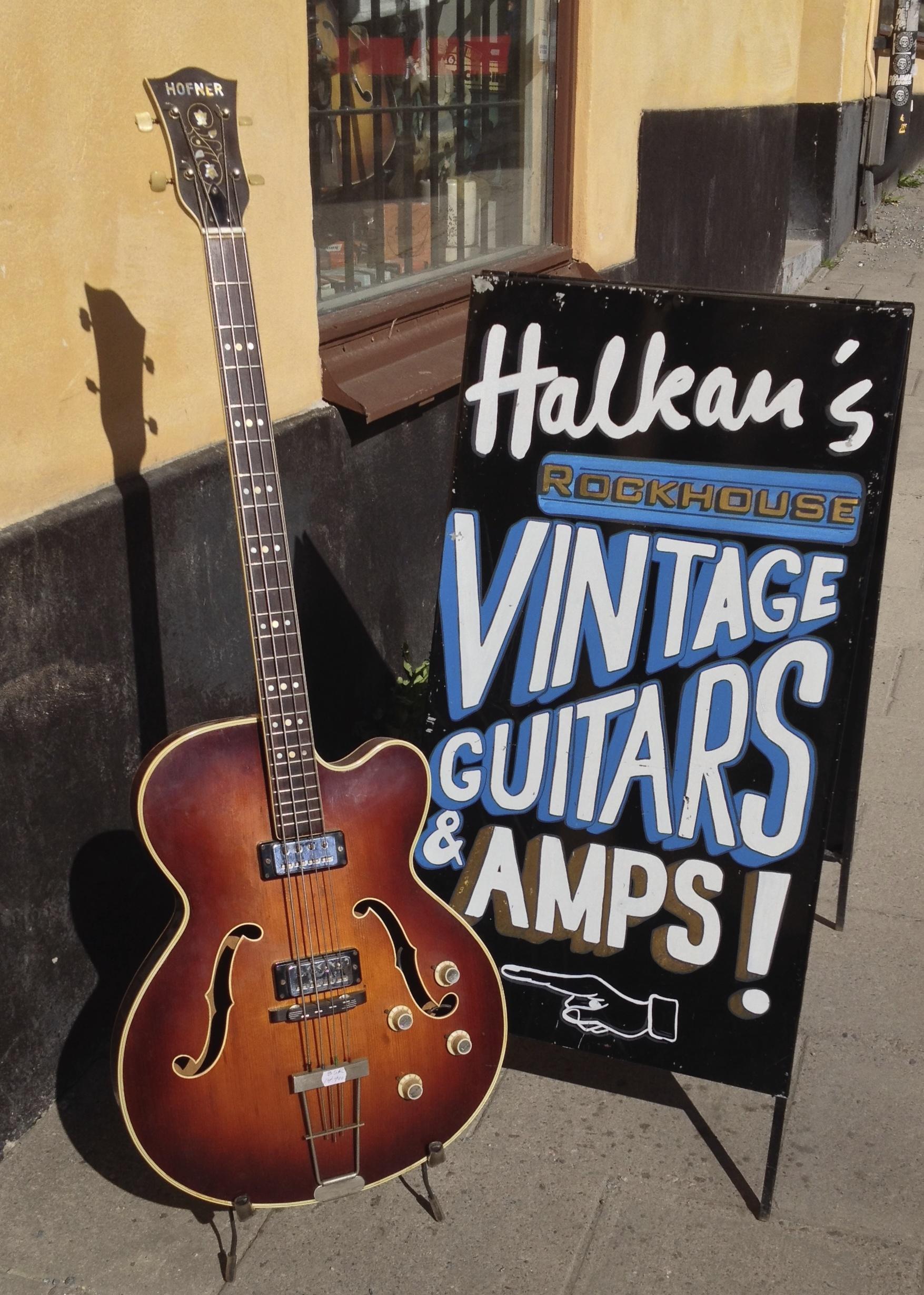 hofner president 1965 tobacco burst bass for sale halkans rockhouse. Black Bedroom Furniture Sets. Home Design Ideas