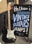 Fender Stratocaster Hendrix 1971 Black
