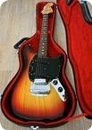 Fender Mustang 1977 Sunburst