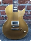 Gibson 57 All Gold Les Paul Single Pickup 2011 Bullion Gold